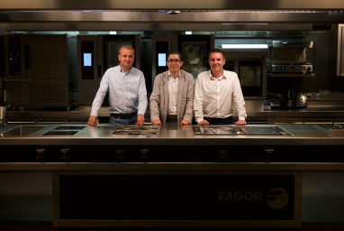 Fagor Industrial Basque Culinary Centerreko partaide izango da