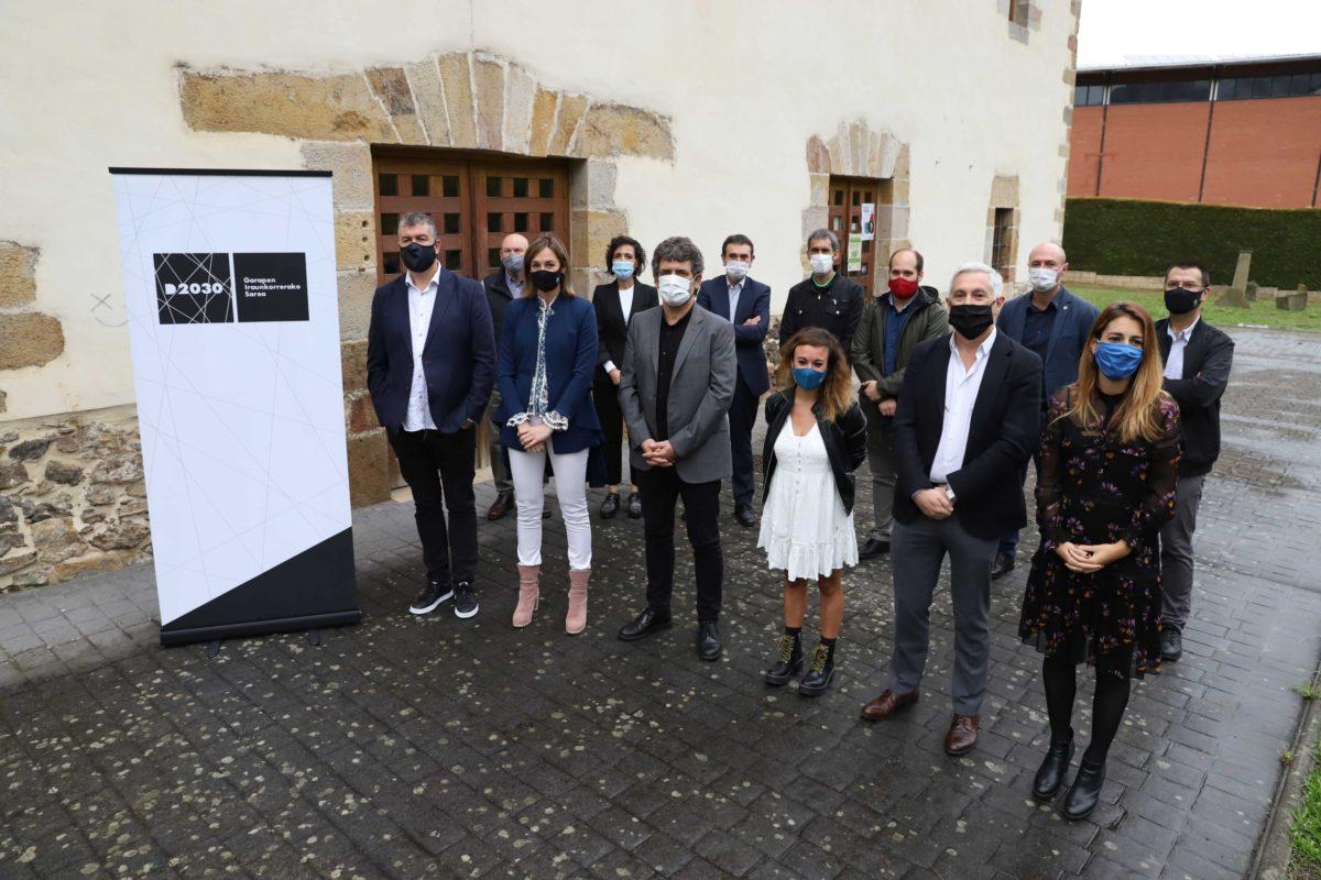Fagor Taldeko ordezkaritza izan da Debagoiena 2030 ekimenaren aurkezpenean