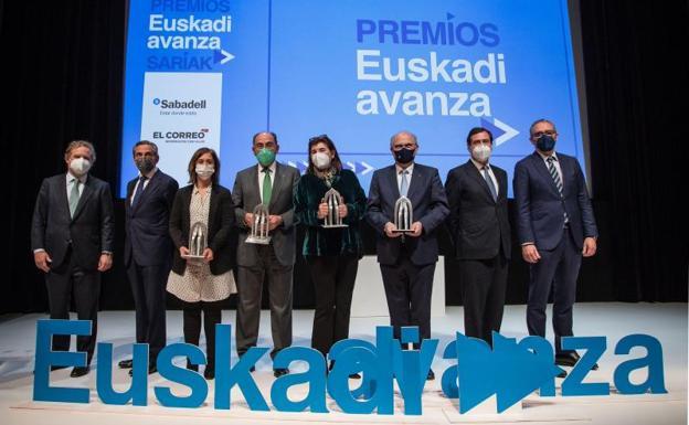 Mondragon Assemblyren lana aitortu gura izan dute, 'Euskadi Avanza' sariarekin