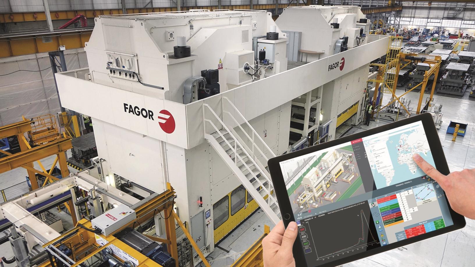 24 milioi euroko inbertsioa egingo du Fagor Arrasatek transformazio digitalean eta makineria berrian